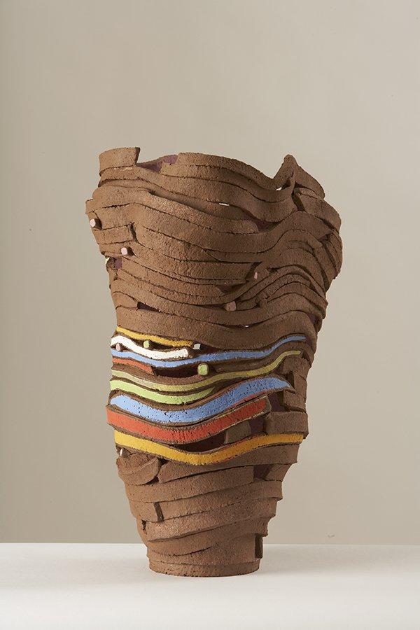 5 | Grogged earthenware