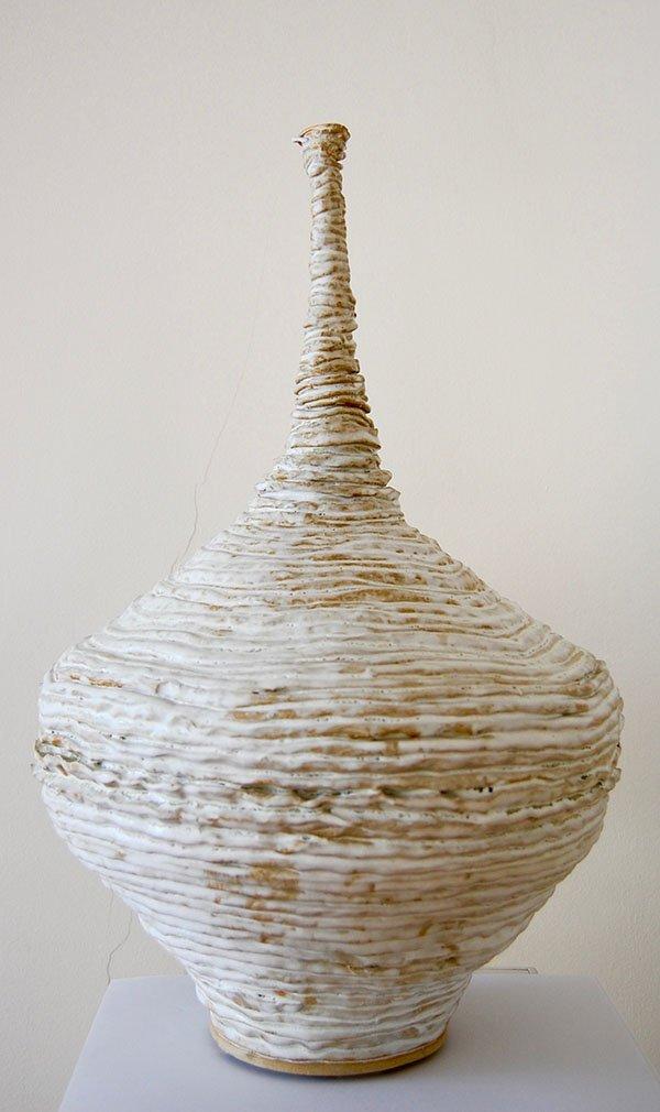 Untitled | Stoneware,  white glaze