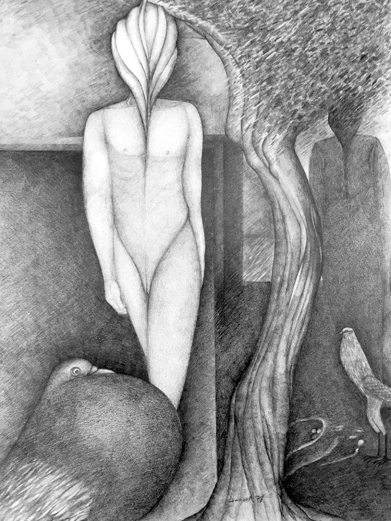 Dream | Pencil on paper